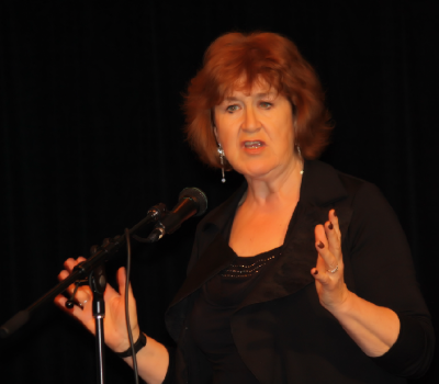Liz Weir at ISC2